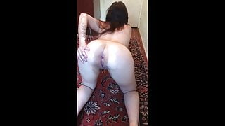 little russian bitch is humiliated by her mother