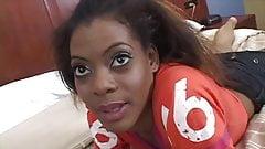 Alya Brown creampie
