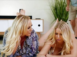 Katie morgan anal vid Brandi love katie morgan easy moms