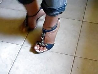 Platform shoes porn Foot fetish, stilettos, platform shoes, high heels 22