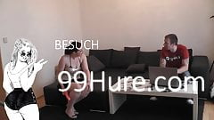 Blowjob und Sex mit dieser Dating-Schlampe Deutsch