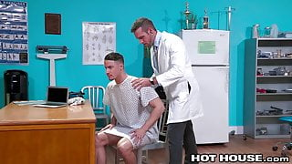 HotHouse My Doctor Is A Daddy & I Think Hes So Fucking Hot!
