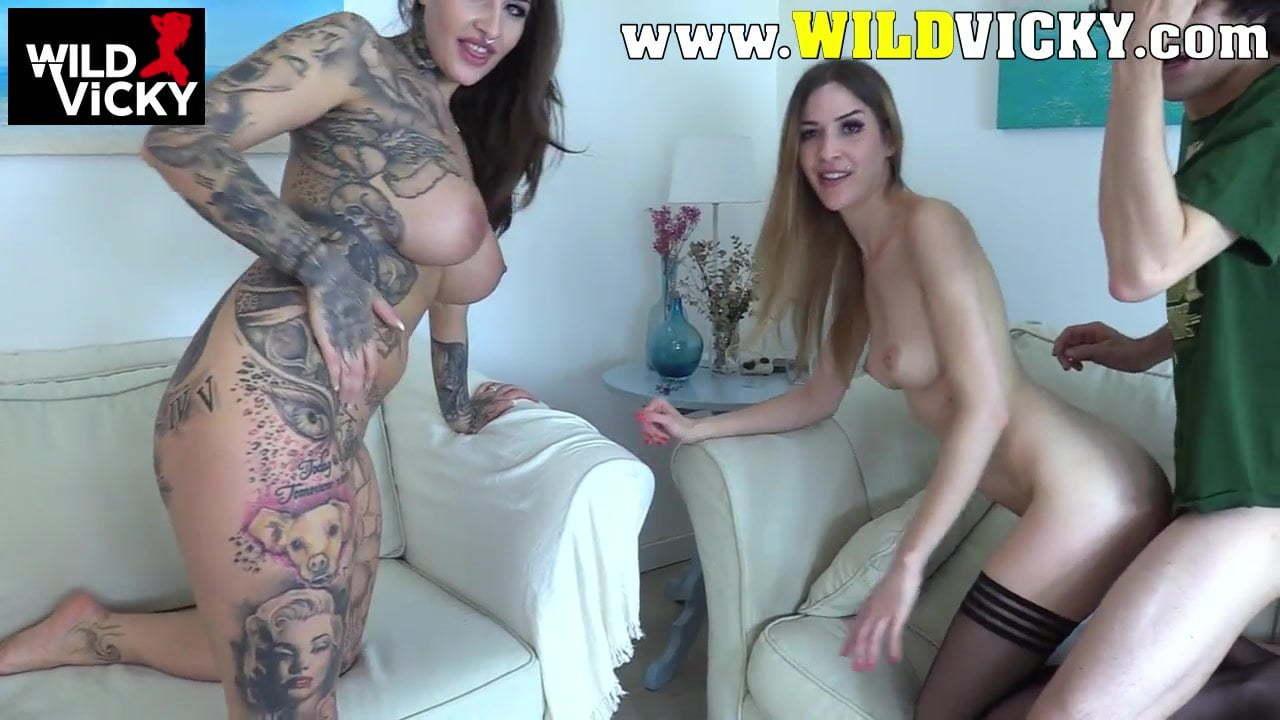 Vicky xxx wild Wild Vicky