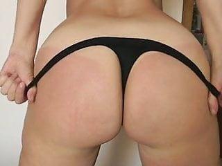 Ass in thong pics - Big ass in thong