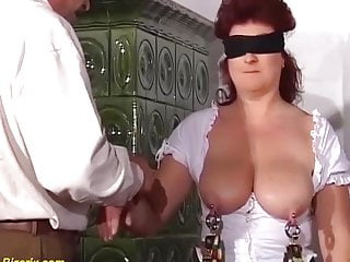 Fetish extreme sex - Extreme fetish lesson with german mature