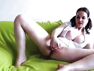Amazing boobs stripping Horny bitch with amazing boobs