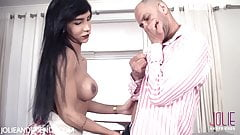 big surprise tranny fuck man