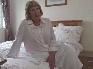 British chubby - Horny british chubby granny getting very dirty