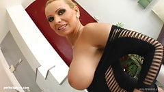 MILF hot mature lady Vinnie gets a nice cock fuck her