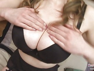 Lengiere and dildo Sapphire boobs fun and dildo fuck