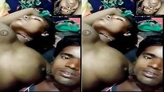 Today Exclusive - Desi Village Couple's Live Show...