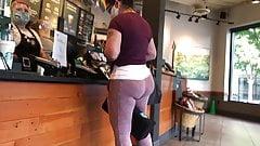 Phat ass Latina