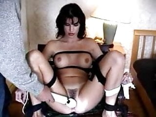 Girls that cum on vibrators - Alex foxe bound cum smg