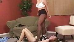 Prostitute Mistress And Her Slavegirl