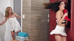 Emily Willis Steals The Dean's Panties! feat. Serene Siren