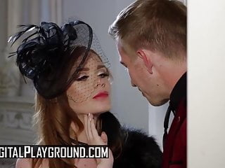 Oral facial digital syndrome Ivy lebelle danny d - uninvited part 3 - digital playground