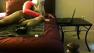 Lisa Sucking and Cumming Part One