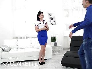Pornstar unique - Hot kittina clairette gives a unique rimming therapy