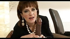 Vintage Sonia Ultimate BBC Draining Compilation