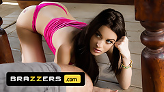 Sexy Lana Rhoades Takes The Chance To Jump On The Cock
