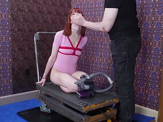 Womans face during sex Vacuuming her slobber during brutal face fuck alexa nova
