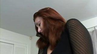 Nasty Latina Fucks 2 BBC Anal 3some