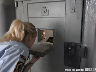 Shemale jail porn Horrorporn - hell in jail