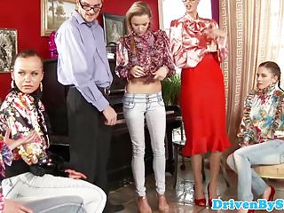 Teacher sexs with student video Classy pissdrenched students gangbang fem teacher