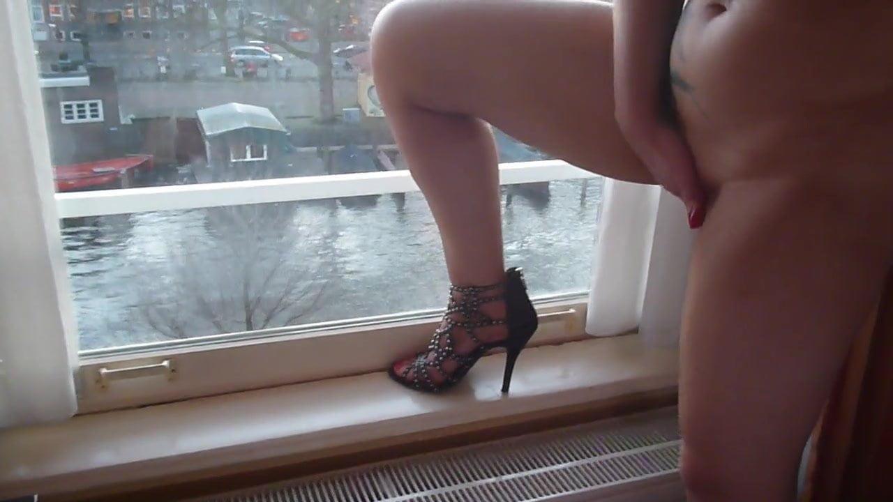 Fucking open window, naked images malay girl