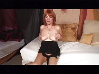 Mature redhead mpegs Hot mature redhead cougar calliste