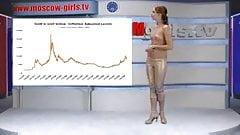 russian Moskow girl TV Alena