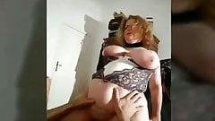 BBW Viola slutty wife