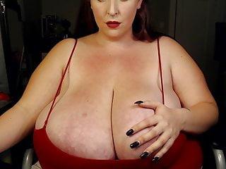 Monster boobs old video Giant white monster boobs