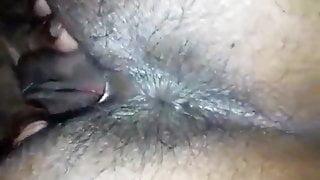 Aminaa's Step Mom Licking Ass