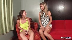Zoe Rae Wouldnt Mind Watching Step Mom Banging