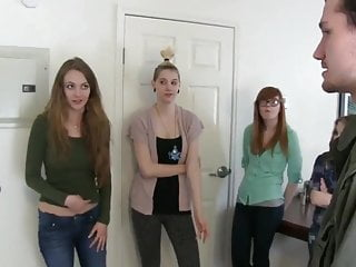Forced slut public humiliation adult - Cmnf - 5 girls forced naked strip search humiliation enf