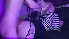 handjob Rave Chick Finds Big Dick At 2 AM oral