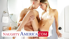 Naughty America - Chloe Temple can't hold her urges anymore
