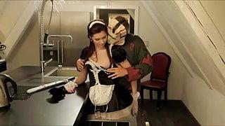Kattie Gold, Easy French Maid