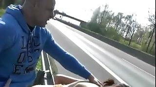 Sex an der Autobahn