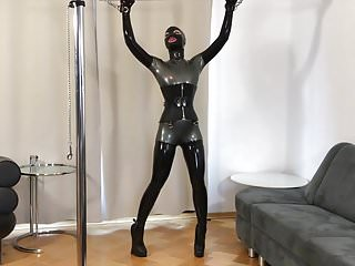 Bdsm pony girls free videos Bupshi - latex pony girl training