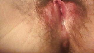Orgasm with my satisfyer