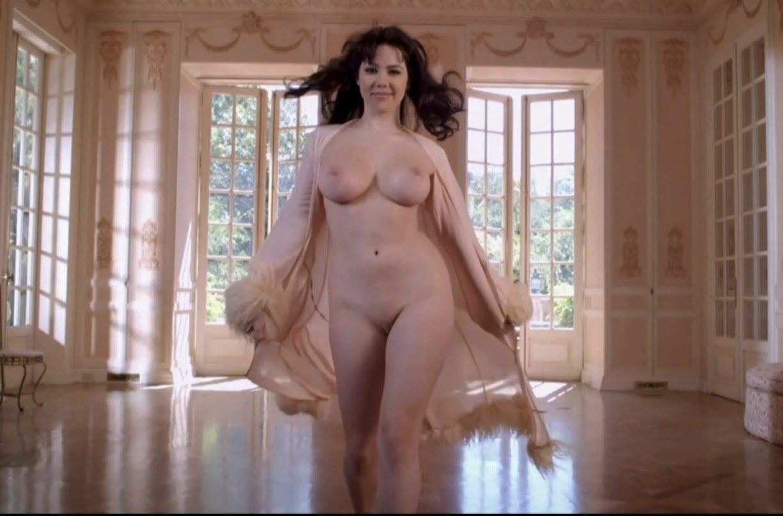 Claire Sinclair  nackt