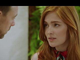 Kissing redhead - Gorgeous russian redhead