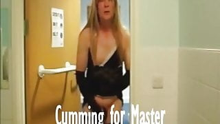 sissy neville one of Master D's sissys