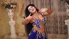 Aziza, A Busty Belly Dancer
