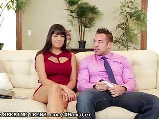 Latina ladies fucking Couple fuck the computer repair lady