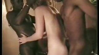 French slut interracial part14