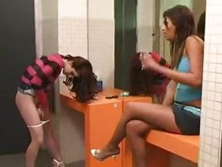 Ladies parties sex toys - Ladies washroom party