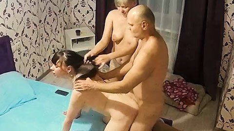 Free download & watch stepdaughter in hard treesome fetish action on voyeur cam          porn movies